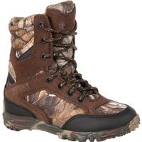 Rocky Big Kid SilentHunter Waterproof 400G Insulated Hunting Boot, , medium